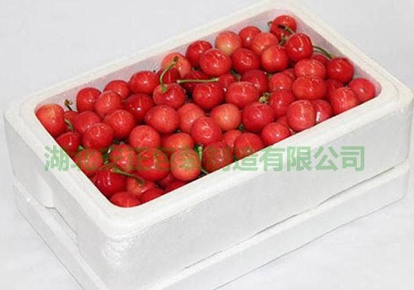 荆州泡沫包装-水果泡沫包装箱
