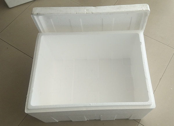 仙桃蔬菜泡沫包装箱
